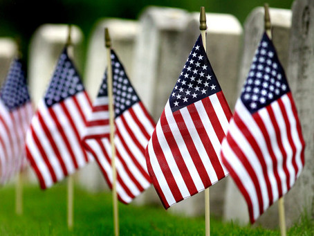 Honoring our heroes…