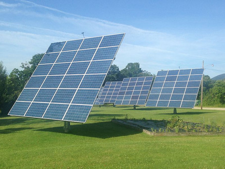 Solar-panel array planned for Wood Co. to power 40,000 homes