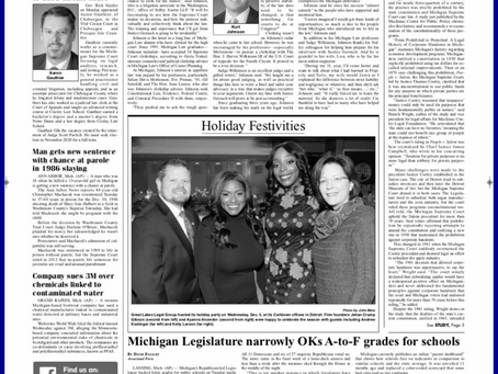 Happy Holidays from Great Lakes Legal Group
