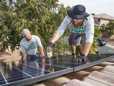 Why Go Solar? Because It's The Best Choice Considering…