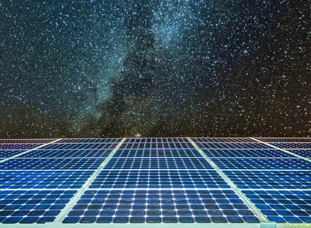 New Research Explains How Solar Panels Could Soon Be Generating Power at Night