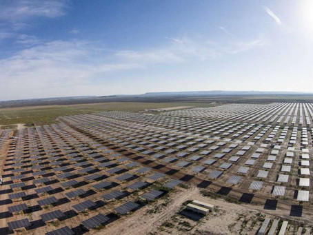 Commentary: Market economics shining on Texas solar power