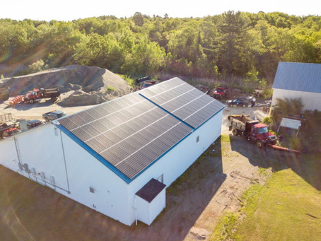 Locals push solar power from the bottom up in Maine
