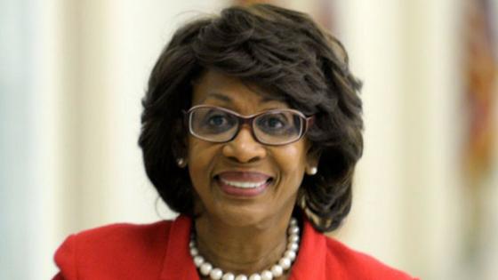 Congress Woman Waters