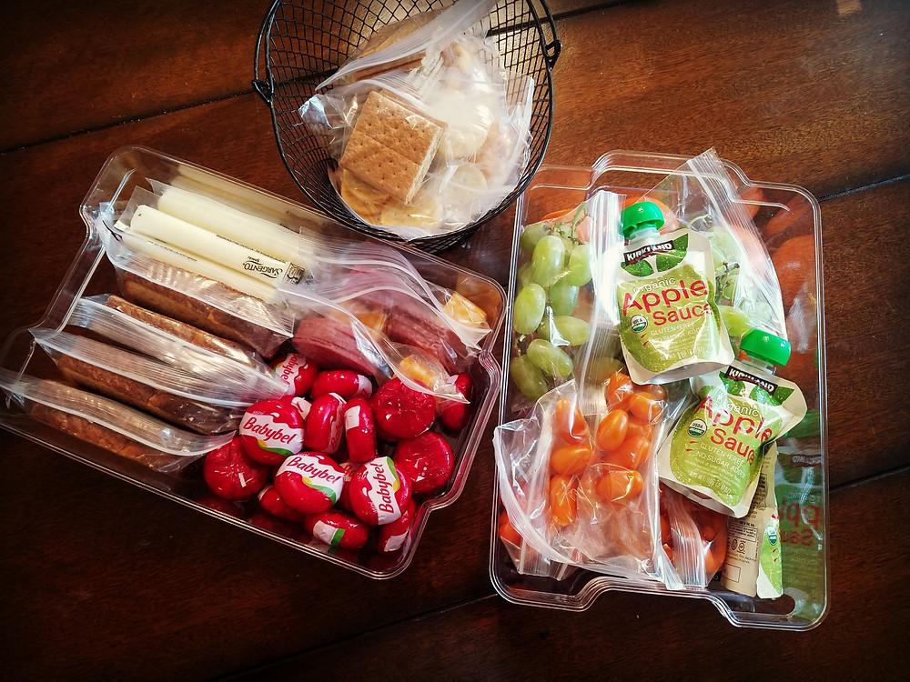 Mix & Match Lunch Method!
