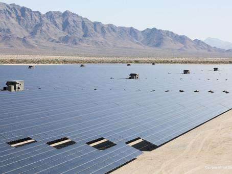 Flexible solar power saves money