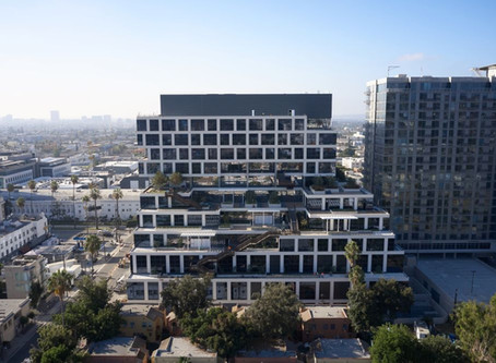 Envelope Solar Panels Power Netflix's Office of the Future