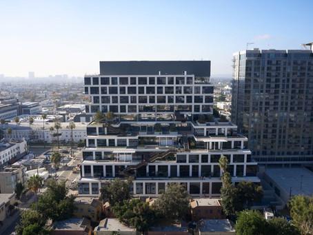 Envelope Solar Panels Power Netflix's Office of the Future