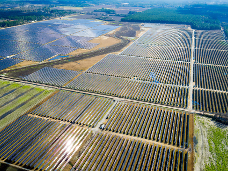 How Georgia Became A Surprising Bright Spot In The U.S. Solar Industry
