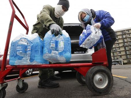 Water shutoffs in sharp focus amid coronavirus outbreak - Taiwanese News
