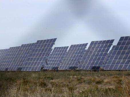 Solar energy now mainstream power source