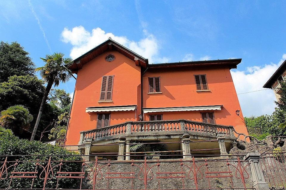 Villa anni '20 Cernobbio