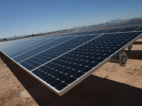 Solar on water, robots, and 2-sided panels, oh my: solar tech's near future