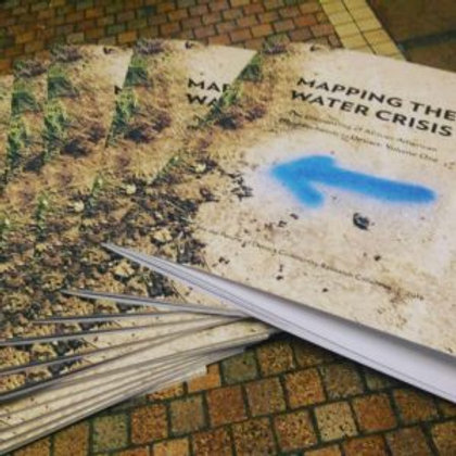 Mapping The Water Crisis - eBook
