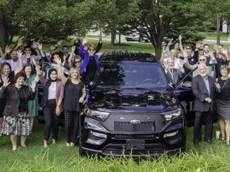 Solar King partners with the city of Dearborn to purchase electric vehicles.