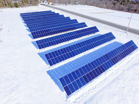 All Of US Could Be Powered By Solar Alone?