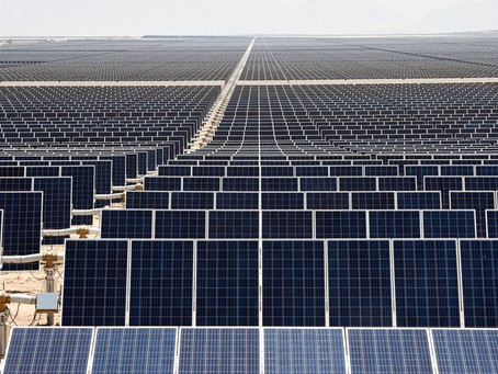 ow Solar Is Conquering the Grid