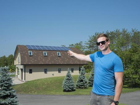 Solar power a smart choice for energy savings