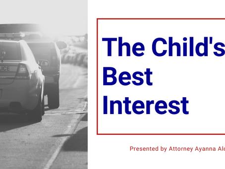 The Child's Best Interest