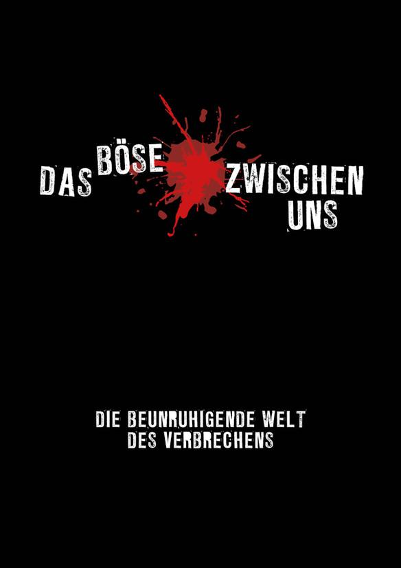 Plakat Das Böse zwischen uns