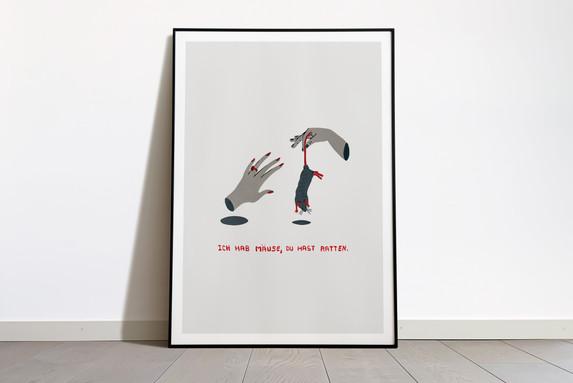 Ich hab Mäuse, du hast Ratten