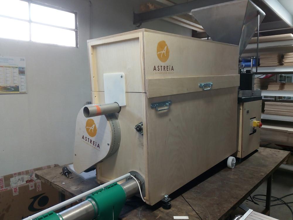 Moulin à farine professionnel pour la ferme : Moulin Astréïa