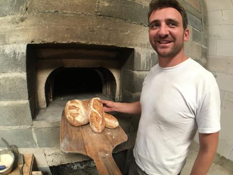 Quelle stratégie pour se faire connaîtreen tant que paysan boulanger?