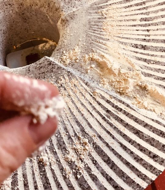 Production farine à la ferme