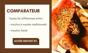 Comparateur Moulin Alma vs. Moulin Astrié