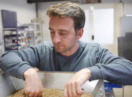 Comprendre le cheminement de la céréale dans le moulin Astrié