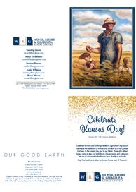 2019 Kansas Day Card