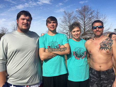 Polar Plunge to Prevent Suicides