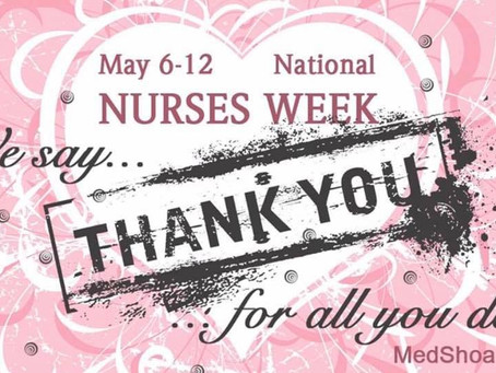 Thankful for Nurses