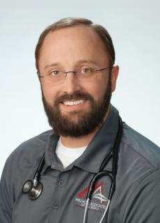 Dr. Thompson receives REACT award