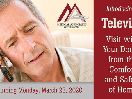Televisit from Your Home