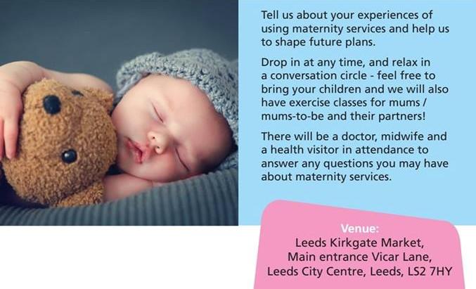Friday 16th november maternity event