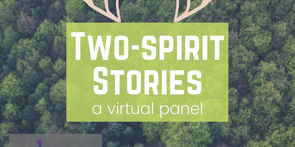 TWO-SPIRIT STORIES ONLINE PANEL
