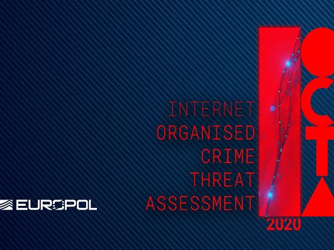 Ransomware e ingeniería social, principales amenazas según el informe anual de Europol