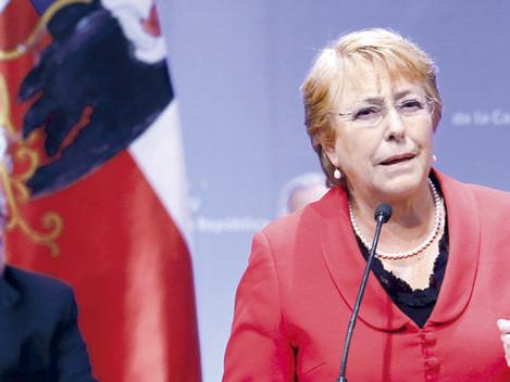 Presidenta Bachelet presenta Política Nacional de Ciberseguridad
