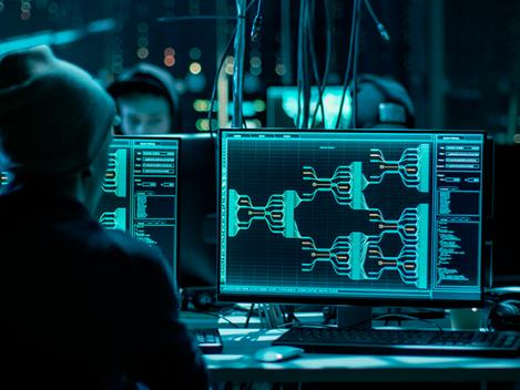 Hackers sustraen 400 mdp de bancos