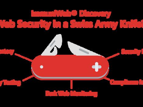 ImmuniWeb Discovery para reducir la complejidad y los costos de DevSecOps y Dark Web Monitoring