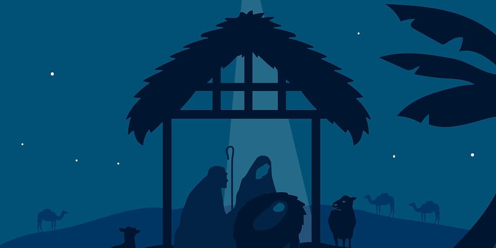 Levande julspel