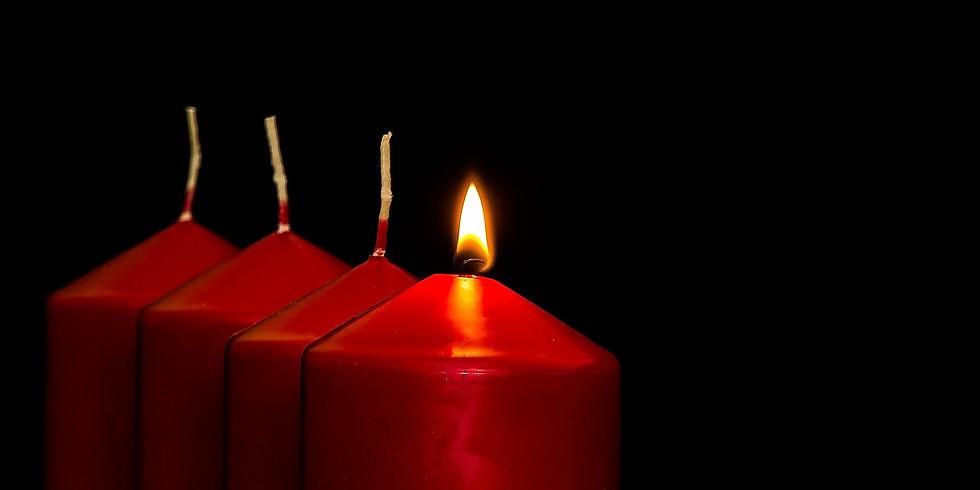 Gudstjänst med nattvard - 1:a advent