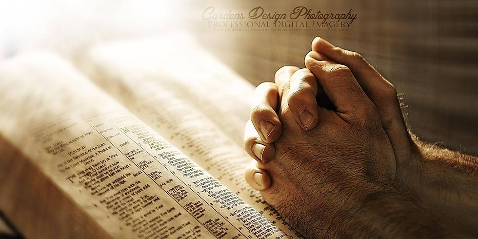 Bibel & bön