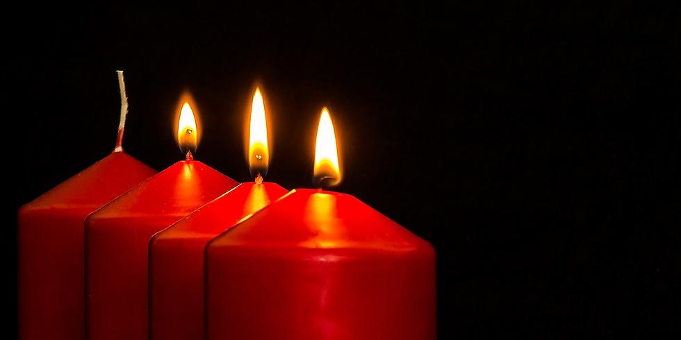 Gudstjänst 3:e advent
