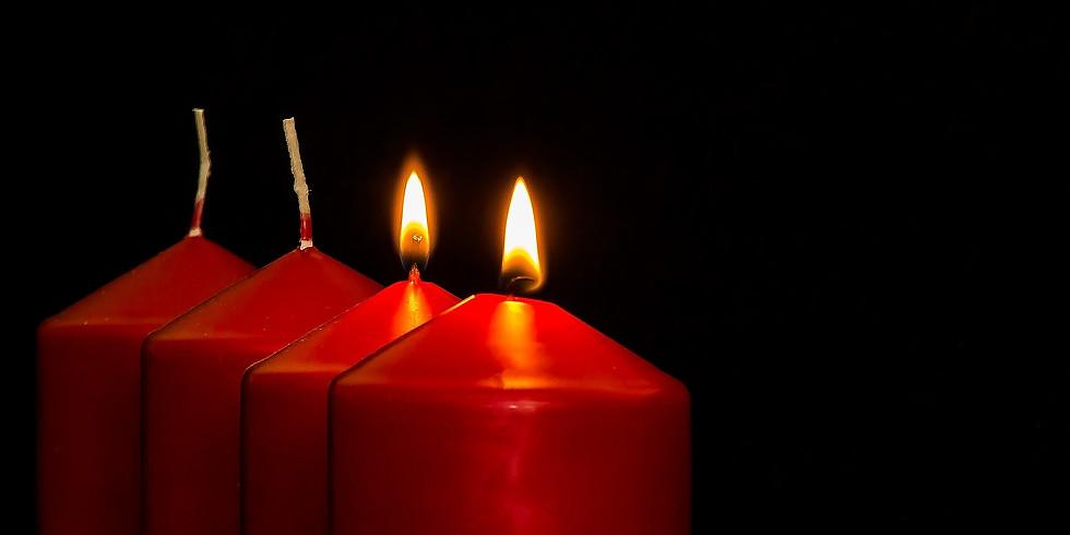 Gudstjänst - 2:a advent