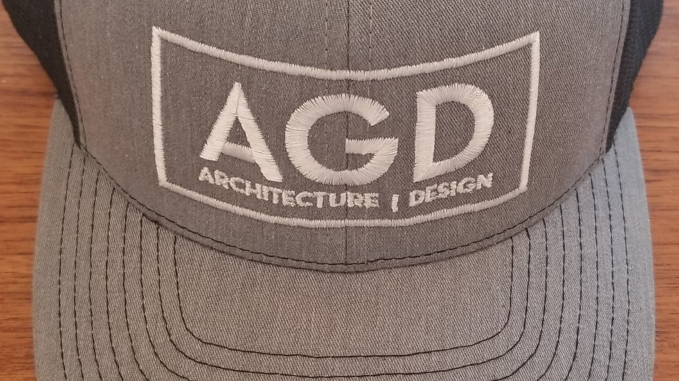 AGD Trucker Hat - Grey