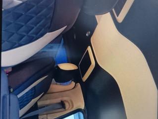 ハイエース 内装カスタム 車中泊にも最適✨ 🚙 🚌