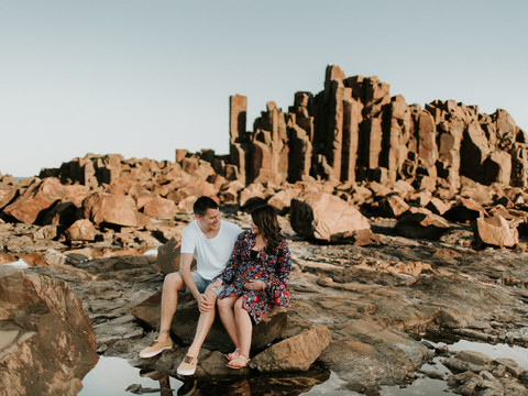 THE DOBBIES | MATERNITY SESSION