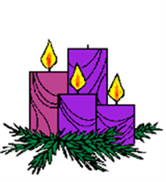 December 13th December Advent 3 Holy Communion Service